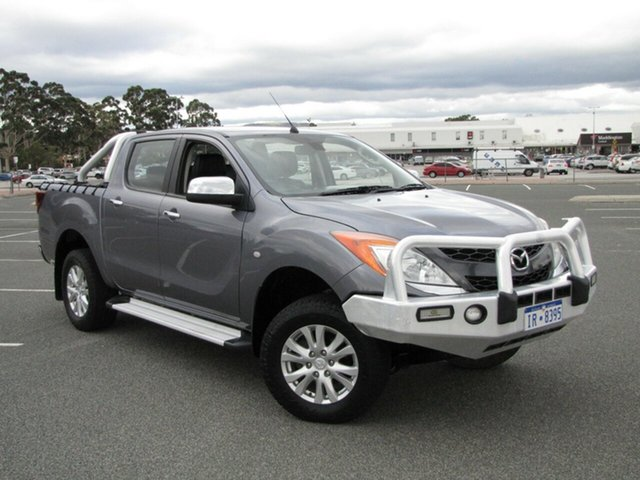 Used Mazda BT-50 GT, Maddington, 2012 Mazda BT-50 GT Utility