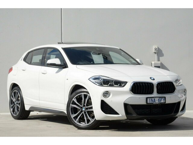 Demonstrator, Demo, Near New BMW X2 sDrive20i Coupe DCT M Sport, Clayton, 2018 BMW X2 sDrive20i Coupe DCT M Sport Wagon