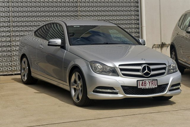 Used Mercedes-Benz C250 CDI BlueEFFICIENCY 7G-Tronic, Southport, 2012 Mercedes-Benz C250 CDI BlueEFFICIENCY 7G-Tronic Coupe