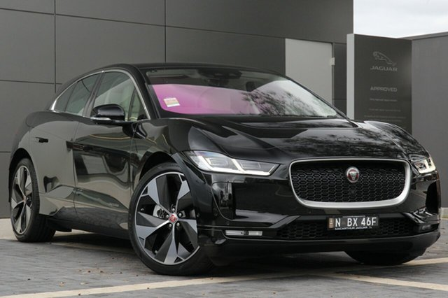 Demonstrator, Demo, Near New Jaguar I-Pace EV400 AWD SE, Narellan, 2019 Jaguar I-Pace EV400 AWD SE SUV