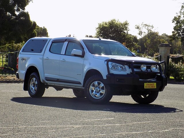 Used Holden Colorado LT Crew Cab, 2013 Holden Colorado LT Crew Cab Utility
