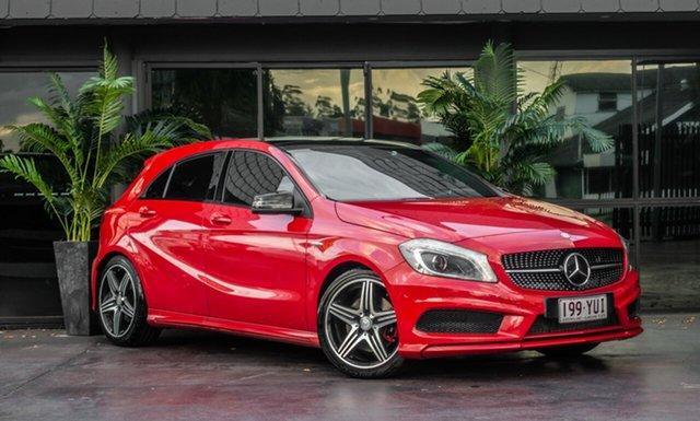 Used Mercedes-Benz A250 Sport, Bowen Hills, 2014 Mercedes-Benz A250 Sport Hatchback