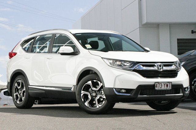 Demonstrator, Demo, Near New Honda CR-V VTi-S FWD, Indooroopilly, 2018 Honda CR-V VTi-S FWD Wagon