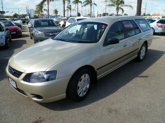 Used Ford Falcon XT, Cheltenham, 2006 Ford Falcon XT Wagon