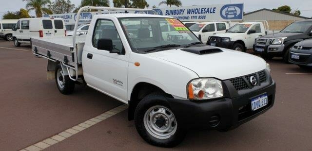 Discounted Used Nissan Navara DX 4x2, East Bunbury, 2012 Nissan Navara DX 4x2 Cab Chassis
