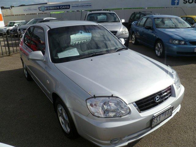 Used Hyundai Accent GL, Cheltenham, 2004 Hyundai Accent GL Hatchback