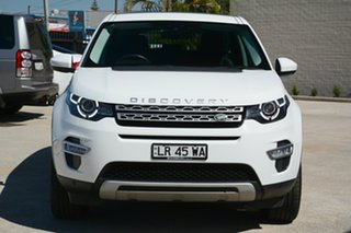 2017 Land Rover Discovery Sport SD4 HSE Luxury Wagon.