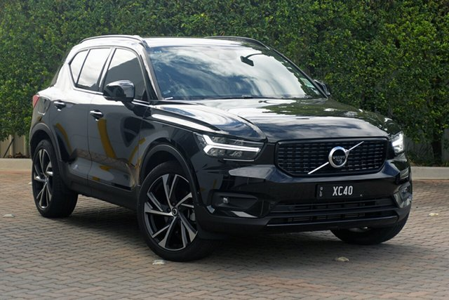 Demonstrator, Demo, Near New Volvo XC40 T5 AWD R-Design, Narellan, 2018 Volvo XC40 T5 AWD R-Design SUV