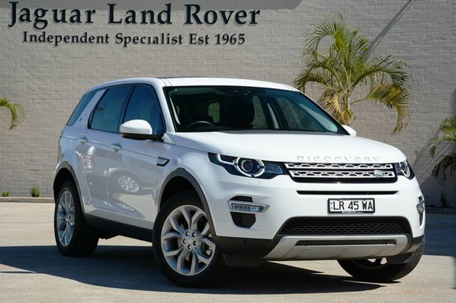 Used Land Rover Discovery Sport SD4 HSE Luxury, Welshpool, 2017 Land Rover Discovery Sport SD4 HSE Luxury Wagon