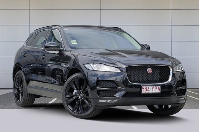 Demonstrator, Demo, Near New Jaguar F-PACE Prestige, Southport, 2017 Jaguar F-PACE Prestige Wagon