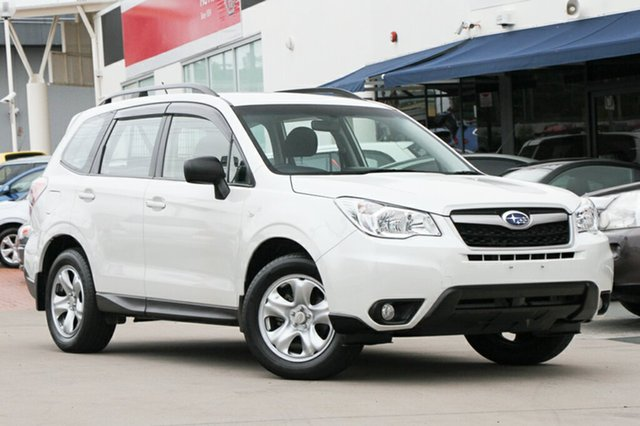 Used Subaru Forester X Lineartronic AWD, Indooroopilly, 2014 Subaru Forester X Lineartronic AWD Wagon