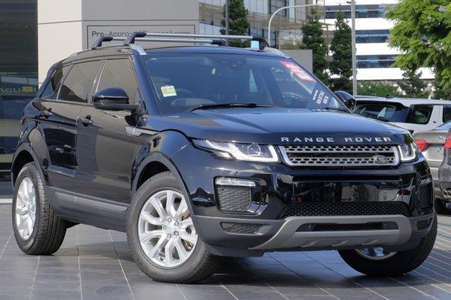 New Land Rover Range Rover Evoque TD4 110kW SE, Newstead, 2018 Land Rover Range Rover Evoque TD4 110kW SE Wagon