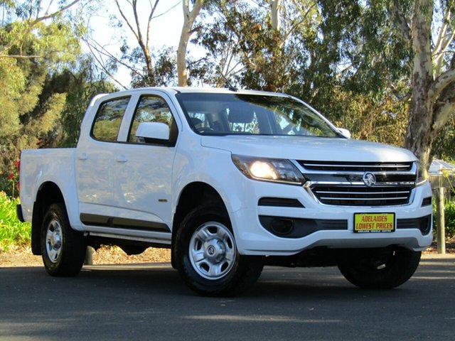 Used Holden Colorado LS Pickup Crew Cab 4x2, 2016 Holden Colorado LS Pickup Crew Cab 4x2 Utility
