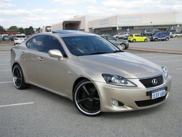 Used Lexus IS250 Sports Luxury, Maddington, 2006 Lexus IS250 Sports Luxury Sedan