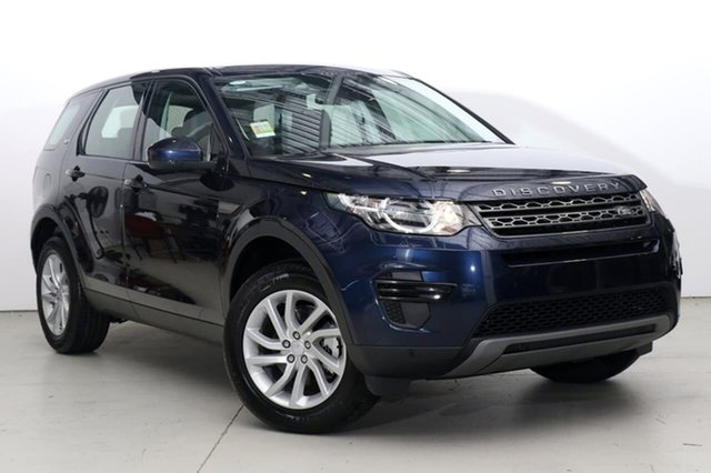 Demonstrator, Demo, Near New Land Rover Discovery Sport TD4 110kW SE, Alexandria, 2018 Land Rover Discovery Sport TD4 110kW SE Wagon