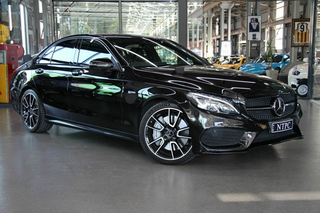 Used Mercedes-Benz C43 AMG 9G-Tronic 4MATIC, North Melbourne, 2016 Mercedes-Benz C43 AMG 9G-Tronic 4MATIC Sedan
