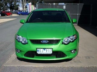 2008 Ford Falcon XR6 Sedan.