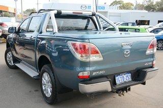 2012 Mazda BT-50 XTR (4x4) Dual Cab Utility.