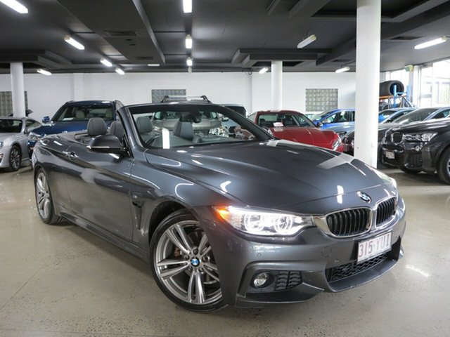 Used BMW 428i M Sport, Albion, 2014 BMW 428i M Sport Convertible