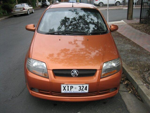 Used Holden Barina, Prospect, 2006 Holden Barina Hatchback