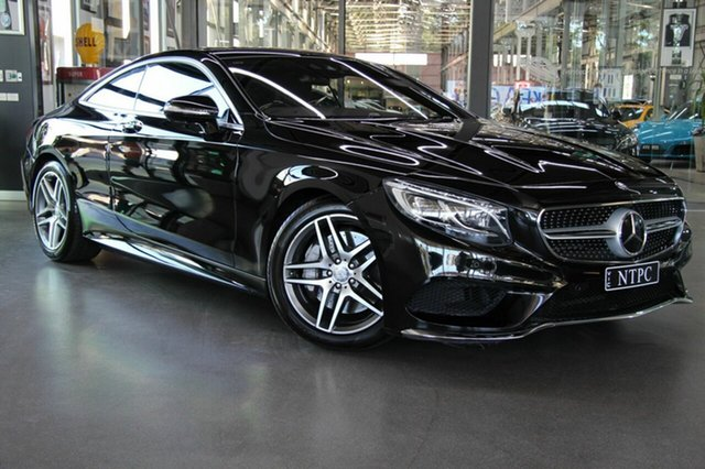 Used Mercedes-Benz S500 9G-Tronic PLUS, North Melbourne, 2016 Mercedes-Benz S500 9G-Tronic PLUS Coupe