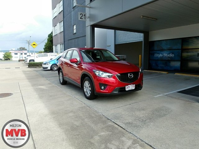 Used Mazda CX-5 Maxx Sport (4x4), Eagle Farm, 2014 Mazda CX-5 Maxx Sport (4x4) Wagon