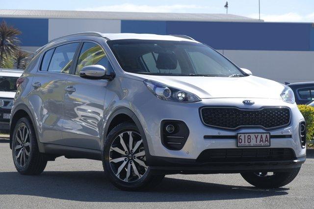 Used Kia Sportage Si 2WD Premium, Bowen Hills, 2017 Kia Sportage Si 2WD Premium Wagon