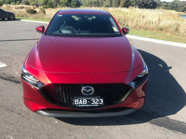 Demonstrator, Demo, Near New Mazda 3 G20 SKYACTIV-Drive Pure, Warrnambool East, 2019 Mazda 3 G20 SKYACTIV-Drive Pure Hatchback