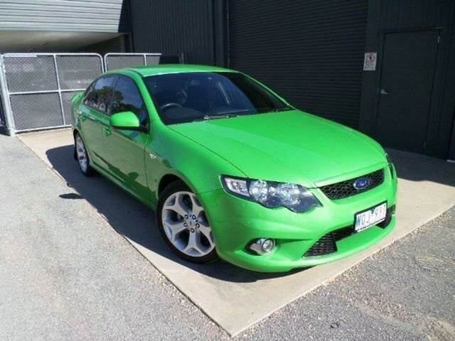 Used Ford Falcon XR6, Wangaratta, 2008 Ford Falcon XR6 Sedan