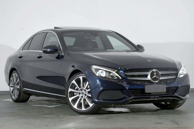 Used Mercedes-Benz C300 9G-Tronic, Campbelltown, 2017 Mercedes-Benz C300 9G-Tronic Sedan