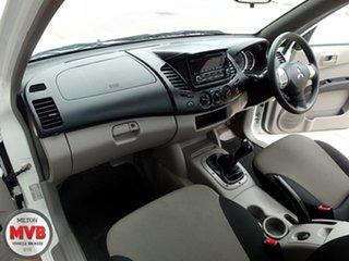 2015 Mitsubishi Triton GL Cab Chassis.