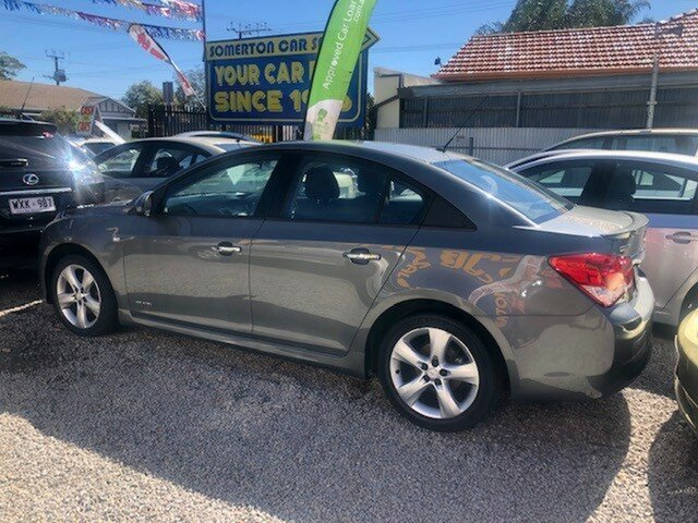 Used Holden Cruze SRi, Somerton Park, 2011 Holden Cruze SRi Sedan