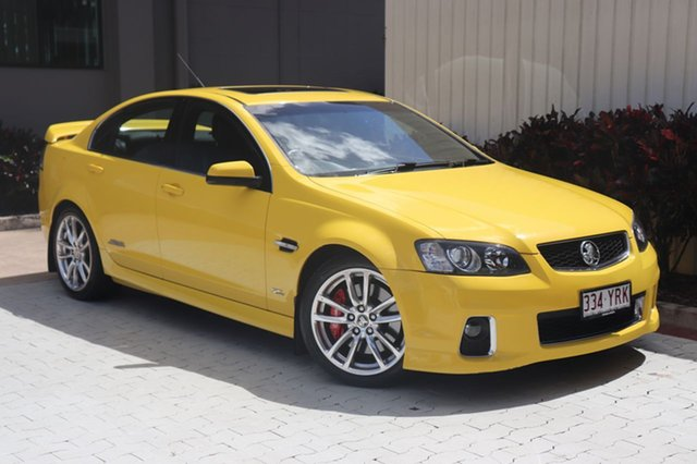 Used Holden Commodore SS V Redline, Cairns, 2012 Holden Commodore SS V Redline Sedan