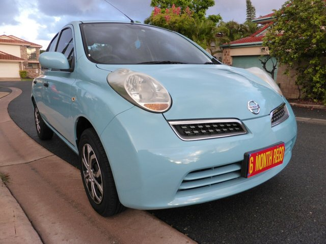 Used Nissan Micra, Southport, 2010 Nissan Micra Hatchback