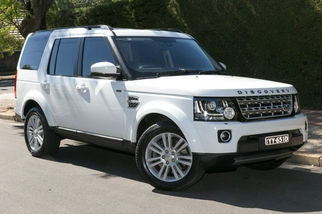 Used Land Rover Discovery SDV6 HSE, Hawthorn, 2015 Land Rover Discovery SDV6 HSE Wagon