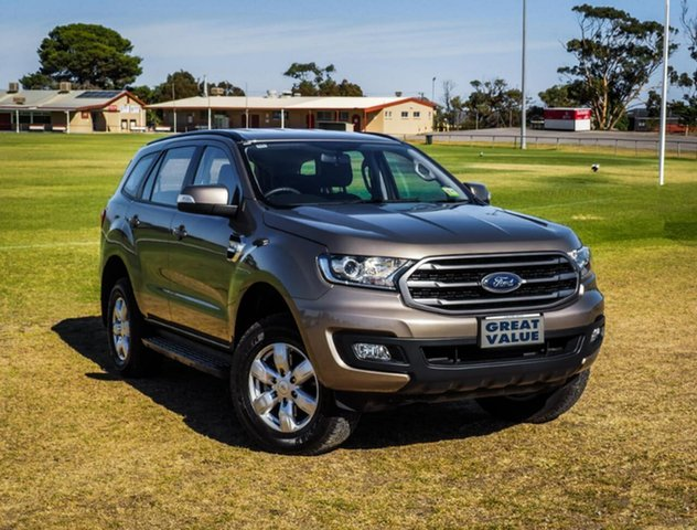 Used Ford Everest Ambiente, Reynella, 2018 Ford Everest Ambiente Wagon