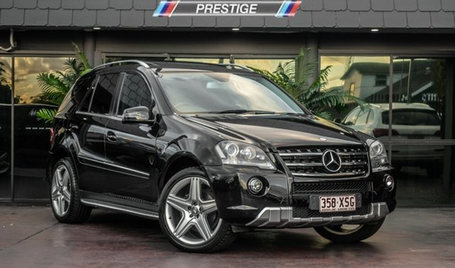 Used Mercedes-Benz ML350 CDI Sports (4x4), Bowen Hills, 2011 Mercedes-Benz ML350 CDI Sports (4x4) Wagon