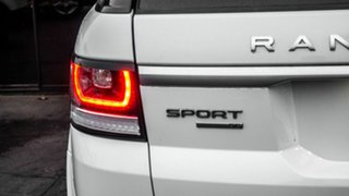 2014 Land Rover Range Rover HSE TDV6 Wagon.