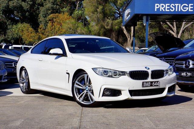 Used BMW 435i, Balwyn, 2013 BMW 435i Coupe