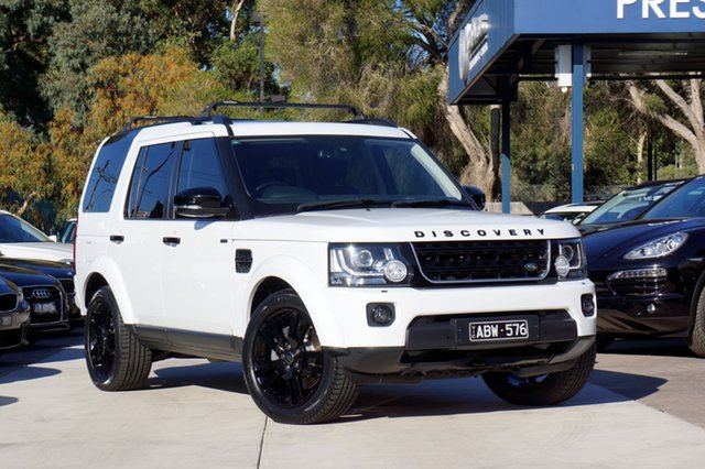Used Land Rover Discovery SDV6 HSE, Balwyn, 2014 Land Rover Discovery SDV6 HSE Wagon