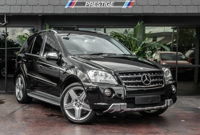 Used Mercedes-Benz ML350 CDI Sports (4x4), Bowen Hills, 2009 Mercedes-Benz ML350 CDI Sports (4x4) Wagon