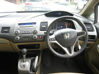 2007 Honda Civic Hybrid Sedan.