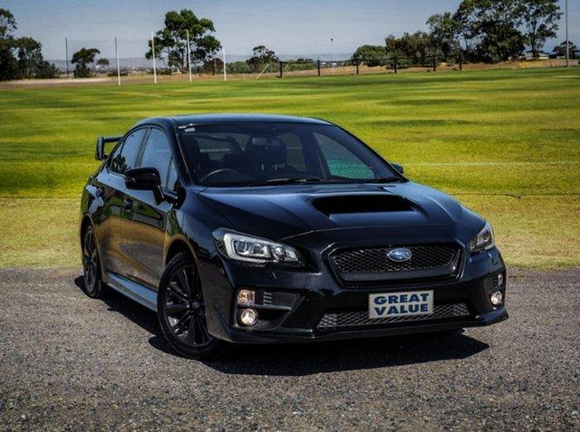 Used Subaru WRX Premium, Reynella, 2014 Subaru WRX Premium Sedan