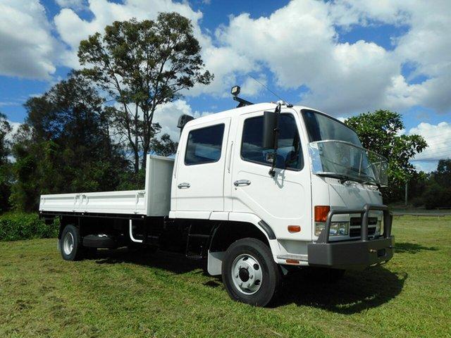 Used Mitsubishi FK Dual Cab, Rocklea, 2007 Mitsubishi FK Dual Cab Tray Truck