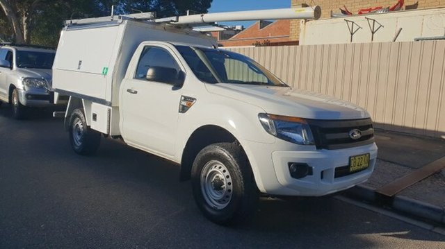Used Ford Ranger XL 3.2 (4x4), Melrose Park, 2014 Ford Ranger XL 3.2 (4x4) Cab Chassis