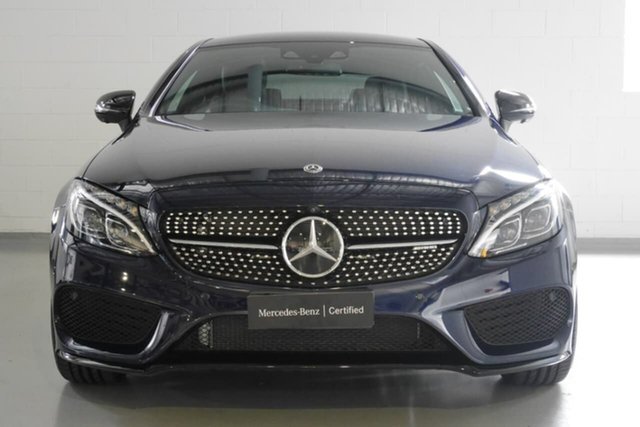 Used Mercedes-Benz C43 AMG 9G-Tronic 4MATIC, Southport, 2017 Mercedes-Benz C43 AMG 9G-Tronic 4MATIC Coupe