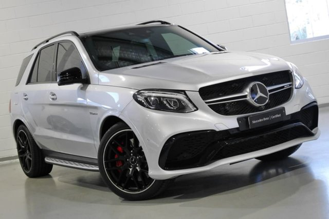 Used Mercedes-Benz GLE63 AMG Coupe SPEEDSHIFT PLUS 4MATIC S, Narellan, 2015 Mercedes-Benz GLE63 AMG Coupe SPEEDSHIFT PLUS 4MATIC S Wagon