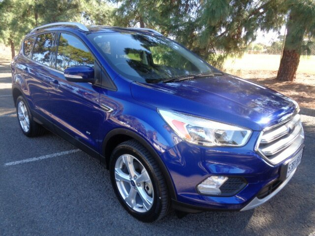 Used Ford Escape Trend PwrShift AWD, Nailsworth, 2017 Ford Escape Trend PwrShift AWD Wagon