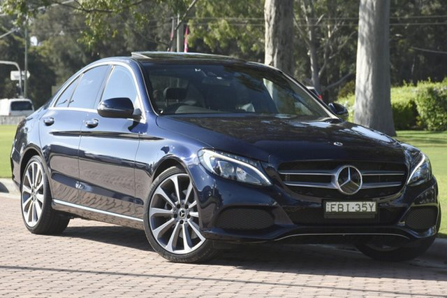 Discounted Used Mercedes-Benz C300 9G-Tronic, Southport, 2017 Mercedes-Benz C300 9G-Tronic Sedan