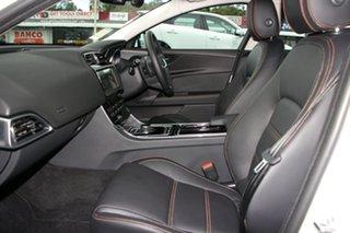 2018 Jaguar XE 20t Prestige Sedan.